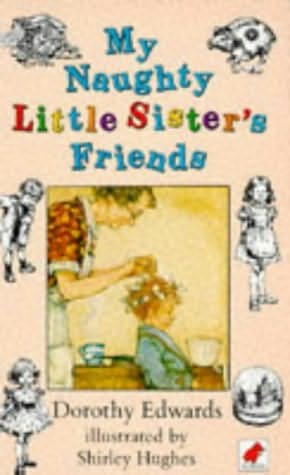 book cover of My Naughty Little Sister\'s Friends