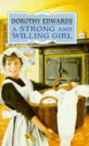 book cover of A Strong and Willing Girl