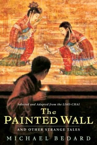 book cover of The Painted Wall