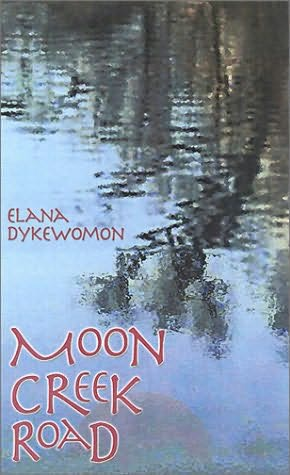book cover of Moon Creek Road