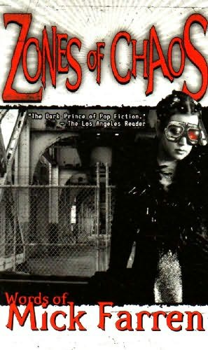 book cover of Zones of Chaos