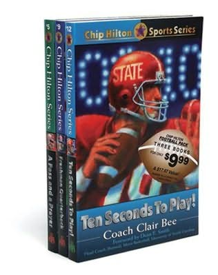 book cover of Chip Hilton Football Pack