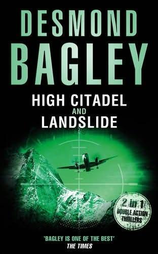 book cover of High Citadel / Landslide