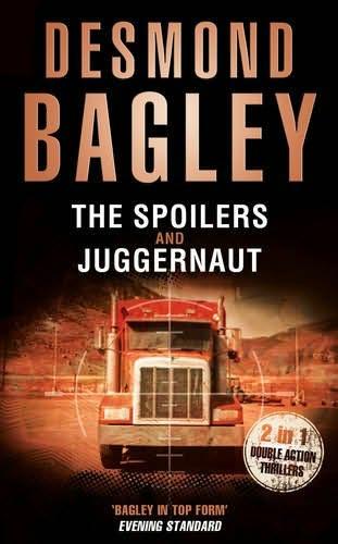 book cover of Spoilers / Juggernaut