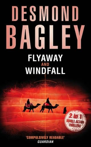 book cover of Flyaway / Windfall