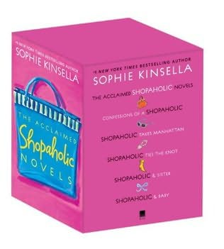 book cover of Shopaholic 5-Copy Boxed Set