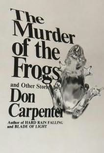 book cover of The Murder of the Frogs
