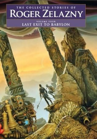 book cover of Last Exit to Babylon