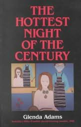 book cover of The Hottest Night of the Century