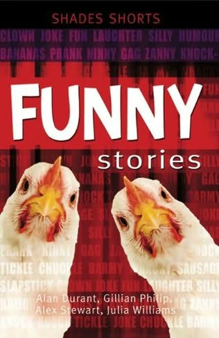 book cover of Funny Stories
