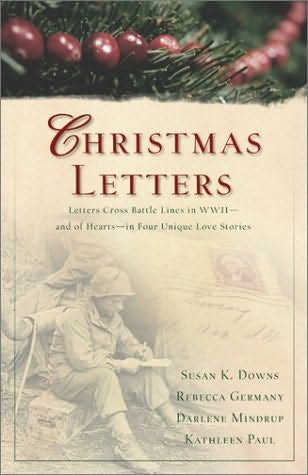 book cover of Christmas Letters