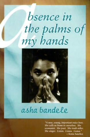 book cover of Absence in the Palms of My Hands