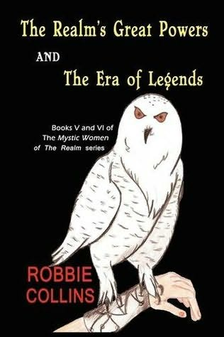 book cover of Realm\'s Great Powers / Era of Legends