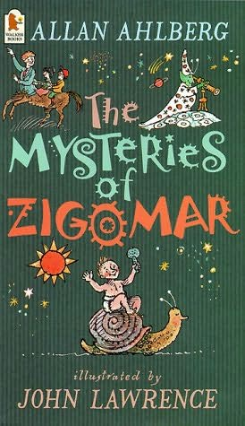 book cover of The Mysteries of Zigomar
