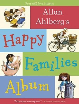 book cover of Happy Families Album
