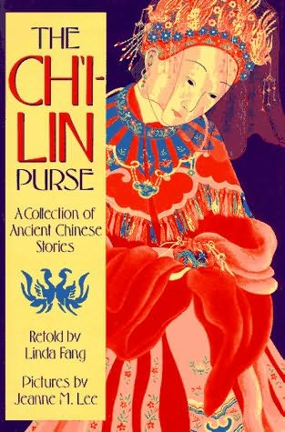 book cover of The Ch\'i-lin Purse