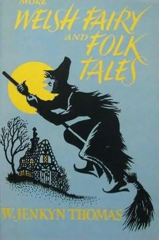 book cover of More Welsh Fairy and Folk Tales