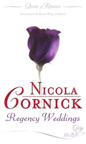 book cover of Regency Weddings