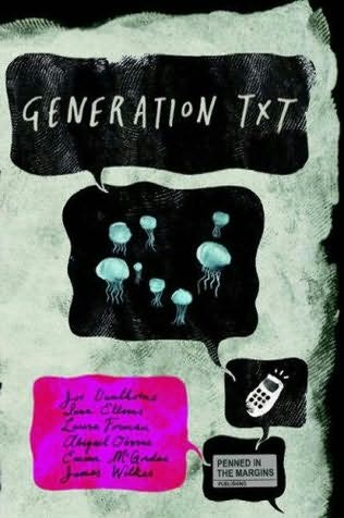 book cover of Generation Txt