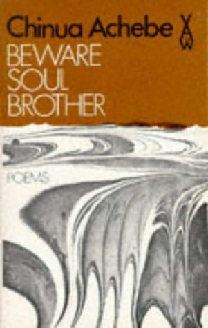 book cover of Beware, Soul Brother