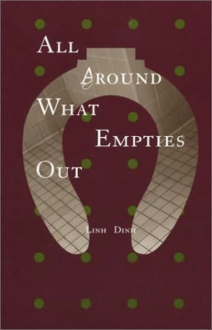 book cover of All Around What Empties Out