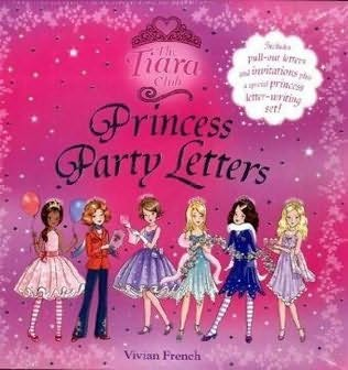 book cover of Princess Party Letters