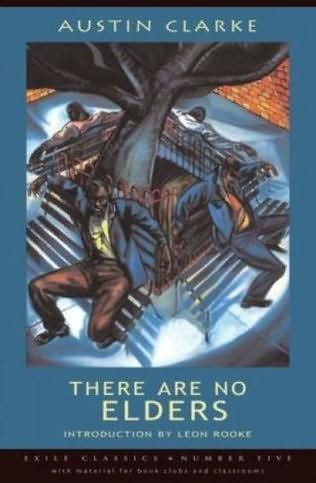 book cover of There Are No Elders