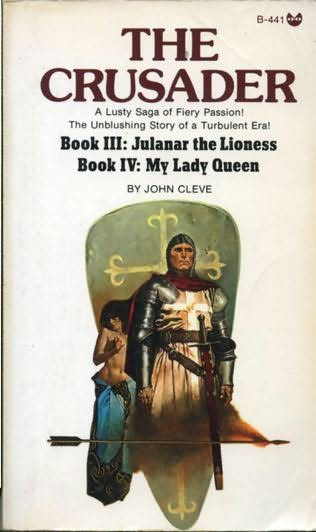 book cover of The Crusader: Books III and IV