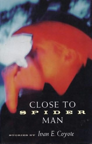book cover of Close to Spider Man