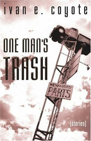 book cover of One Man\'s Trash