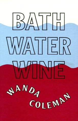 book cover of Bath Water Wine