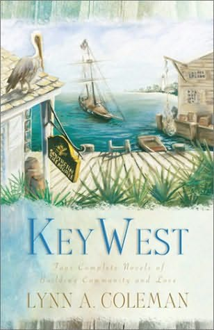 book cover of Key West
