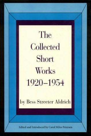 book cover of The Collected Short Works, 1920-1954