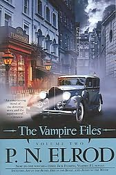 book cover of The Vampire Files : Volume Two