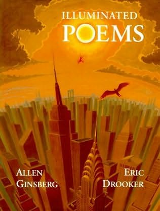 book cover of Illuminated Poems