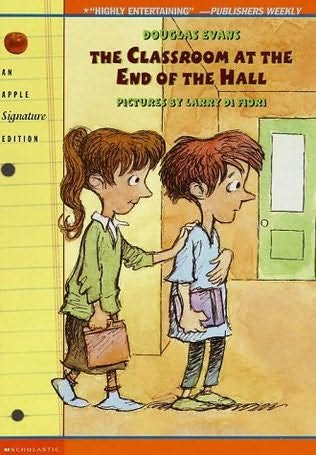 book cover of The Classroom At the End of the Hall
