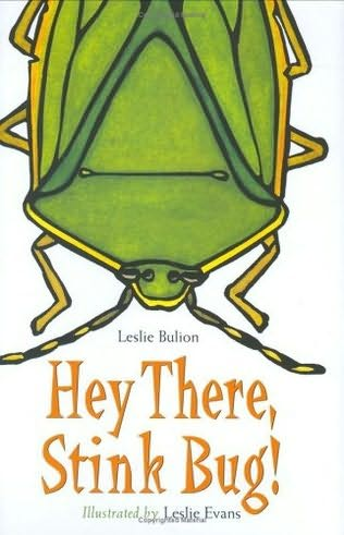 book cover of Hey There, Stink Bug!
