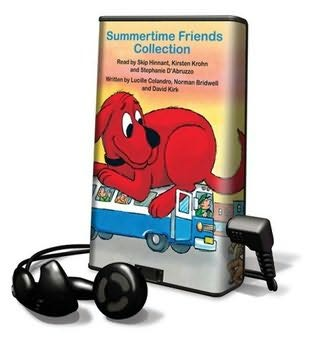 book cover of Summertime Friends Collection