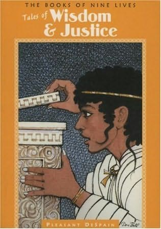 book cover of Tales of Wisdom and Justice