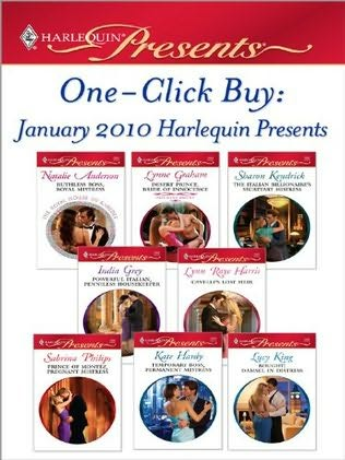 book cover of One-Click Buy: January 2010 Harlequin Presents