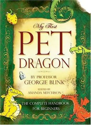 book cover of My First Pet Dragon