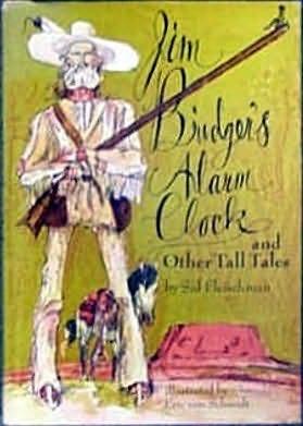 book cover of Jim Bridger\'s Alarm Clock