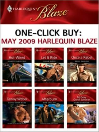 book cover of One-Click Buy: May 2009 Harlequin Blaze