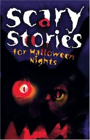 book cover of Scary Stories for Halloween Nights