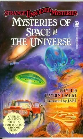 book cover of Mysteries of Space and the Universe