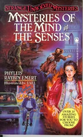 book cover of Mysteries of the Mind and the Senses