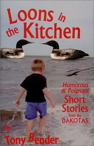 book cover of Loons in the Kitchen