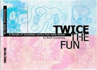 book cover of Twins - Twice the Fun