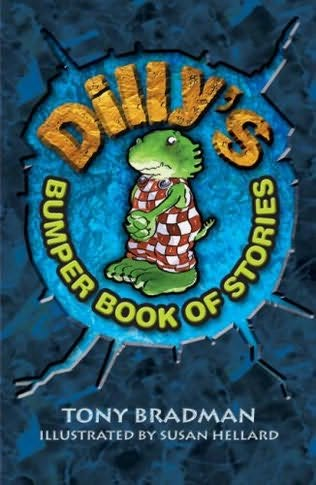 book cover of Dilly\'s Bumper Book of Stories