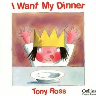 book cover of I Want My Potty / I Want My Dinner